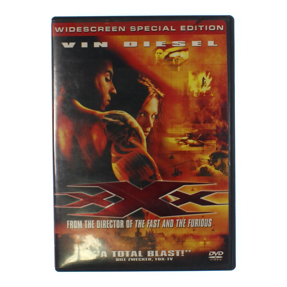 Movie: XXX (Widescreen Special Edition) 9388646887