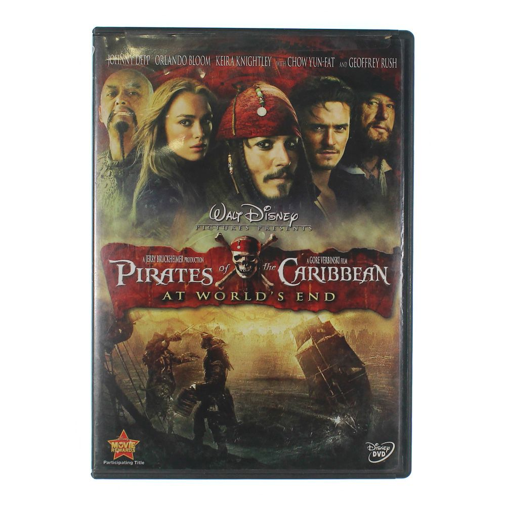 Movie: Pirates of the Caribbean: At World's End 9444151312