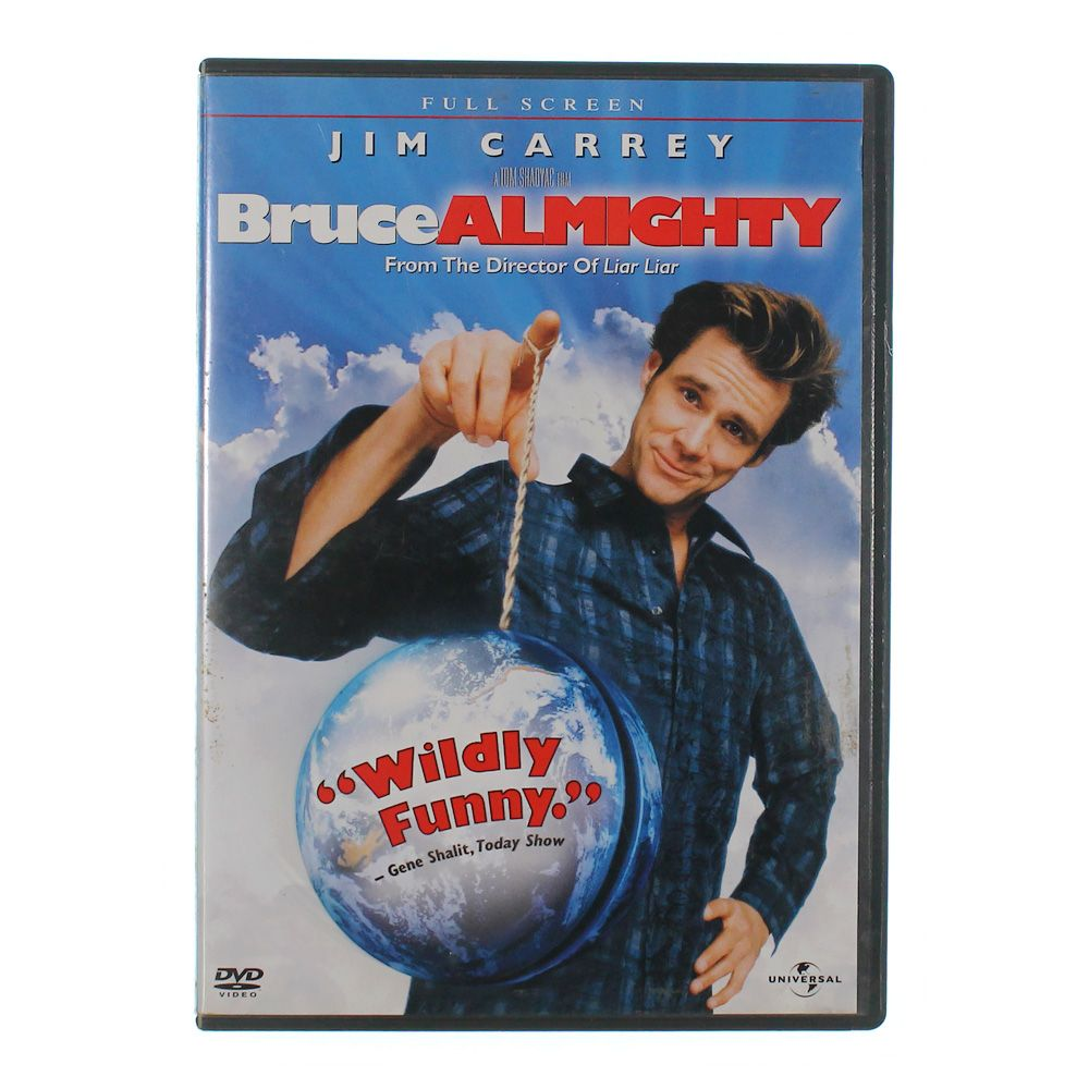 Movie: Bruce Almighty 9456103221