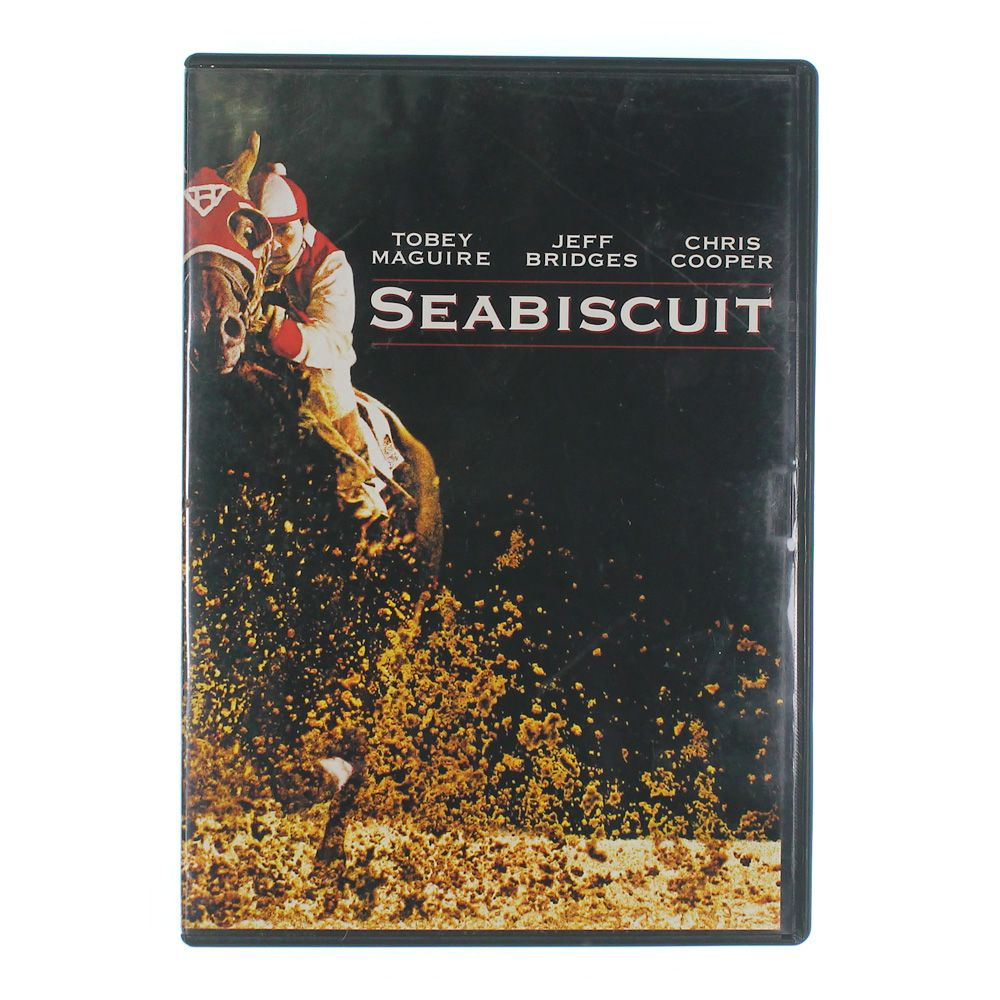 Movie: Seabiscuit 9544015816