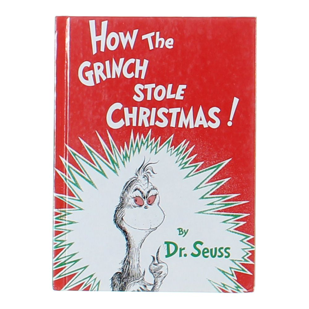 How The Grinch Stole Christmas 9544788418