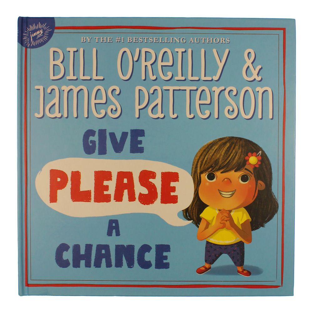 Book: Give Please A Chance 9558694920