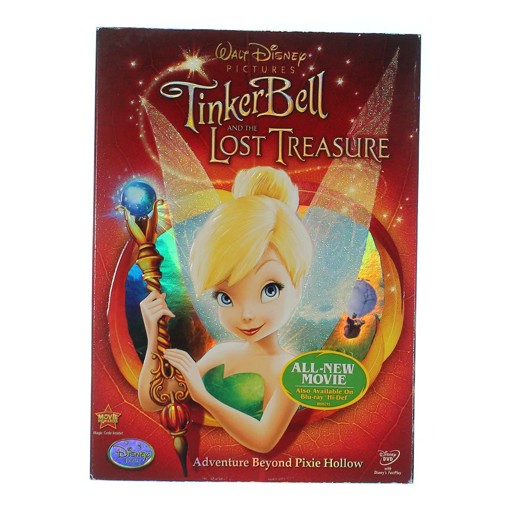 Movie: Tinker Bell And The Lost Treasure 9566694506