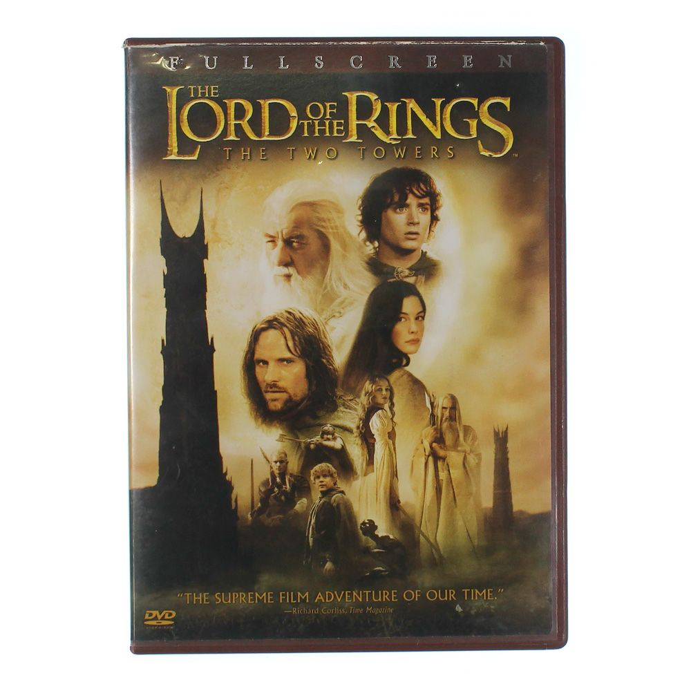 Movie: The Lord Of the Rings: The Two Towers 9567286804