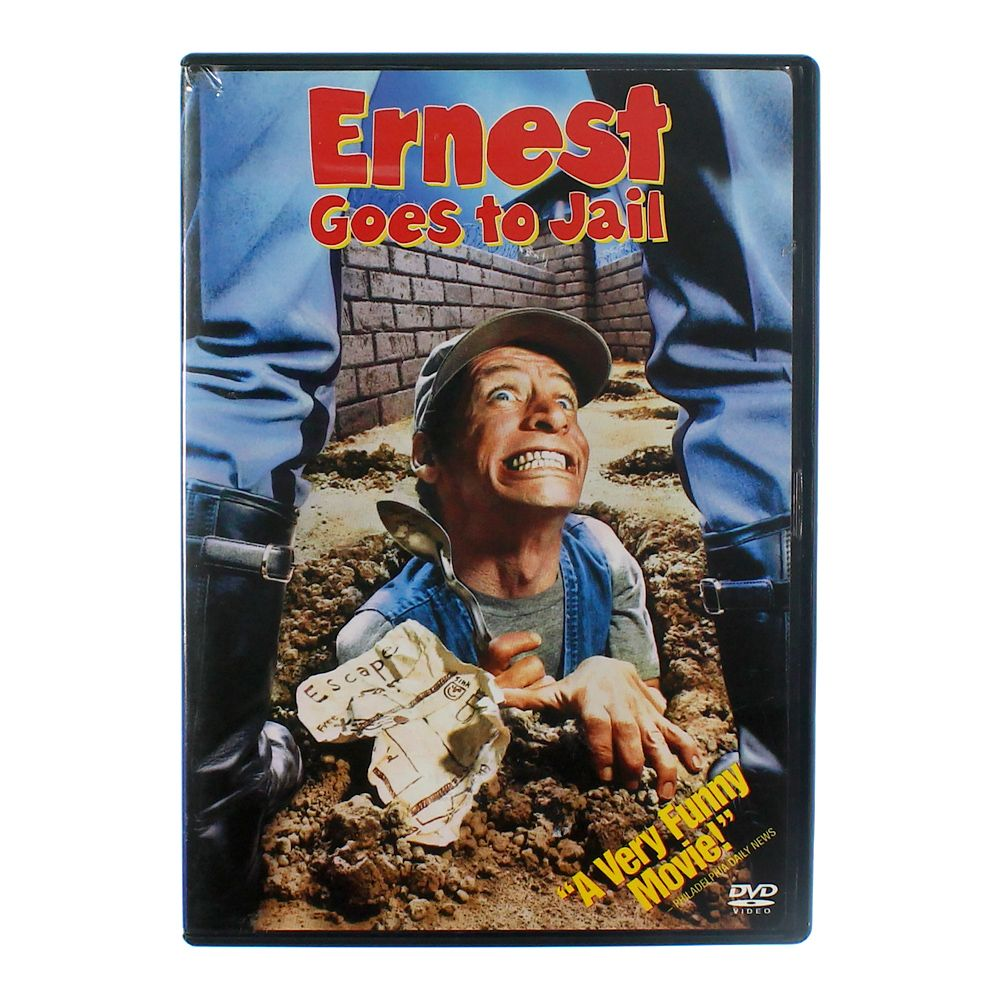 Movie: Ernest Goes to Jail 957034225