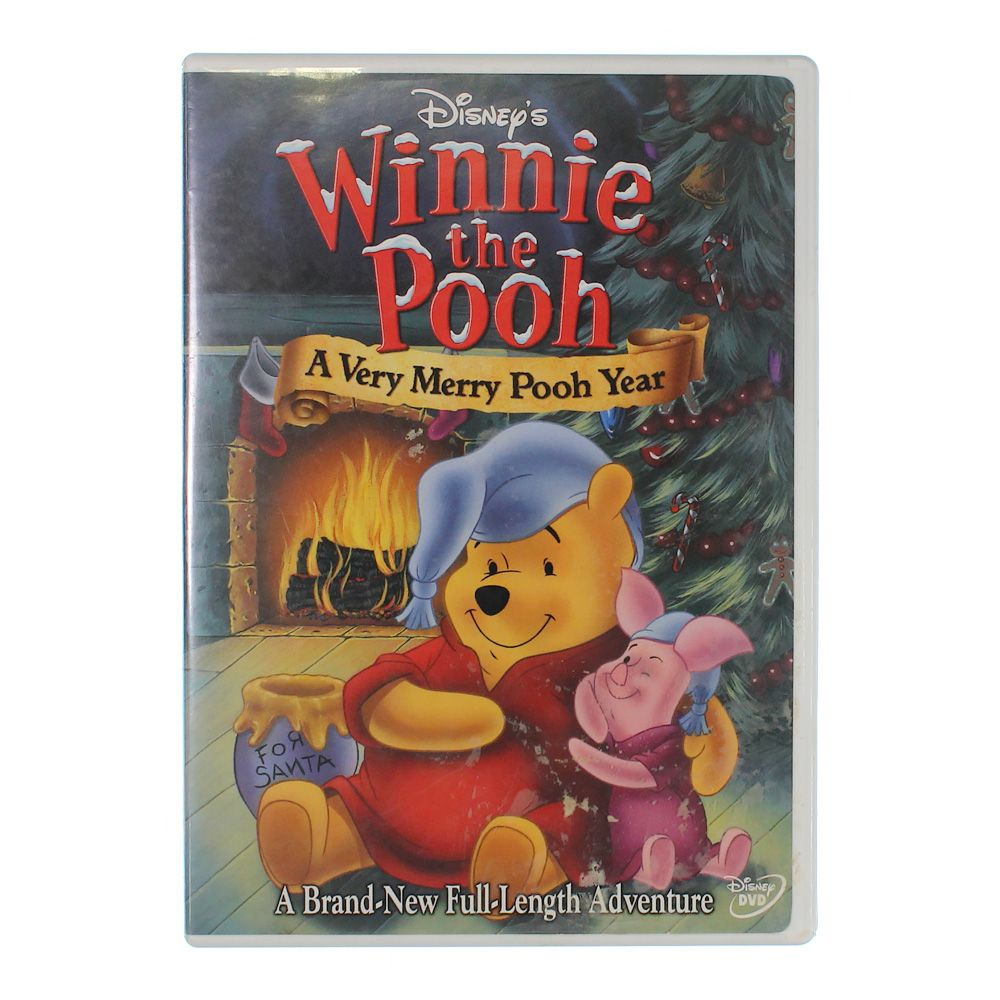 Movie: Winnie the Pooh - A Very Merry Pooh Year 9572947150
