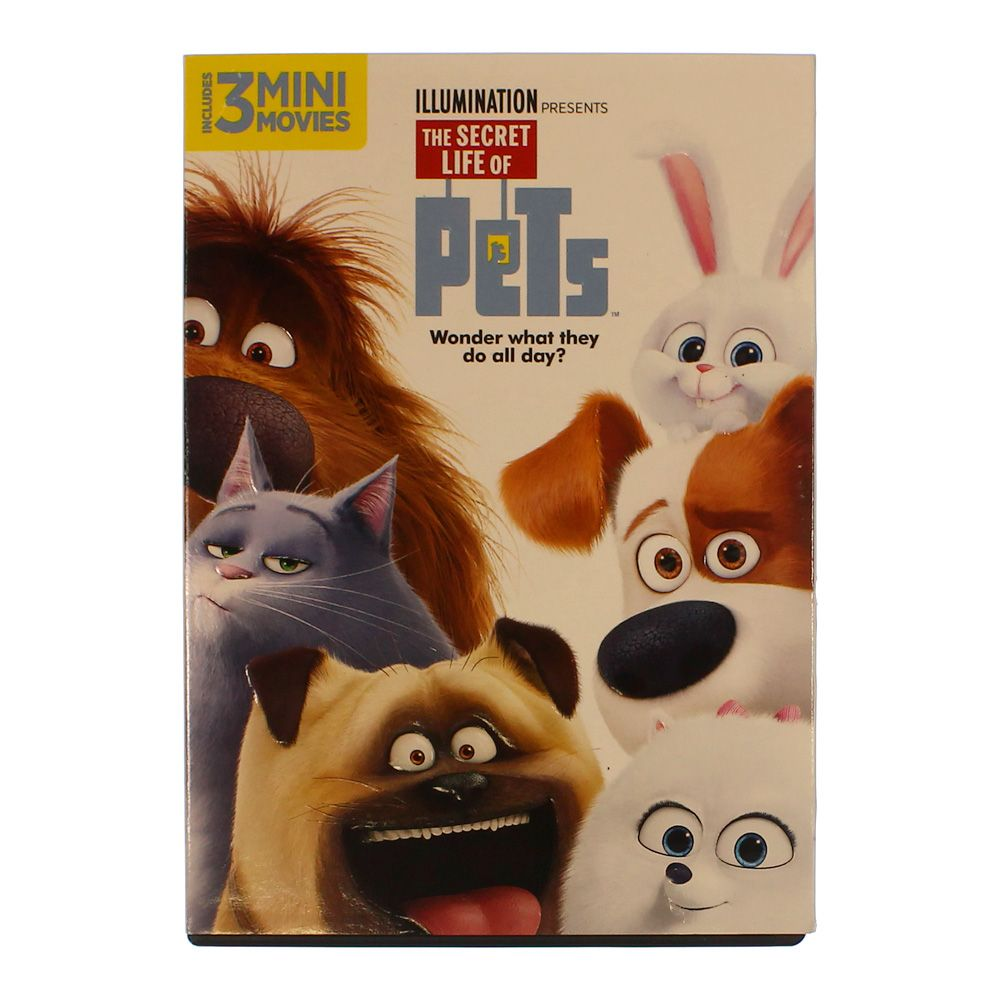 Movie: The Secret Life of Pets 9575924033