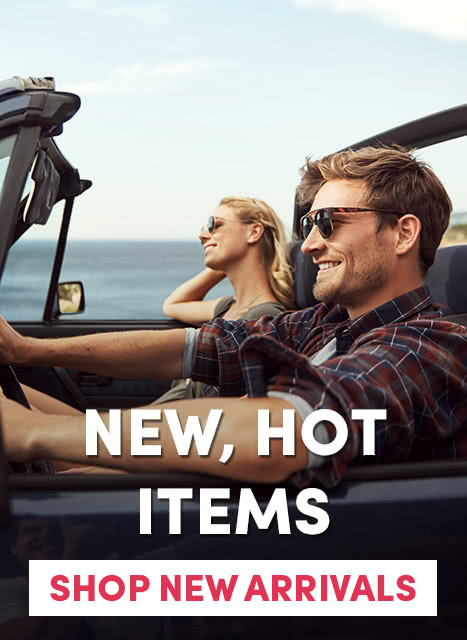 New, hot items - Shop new arrivals