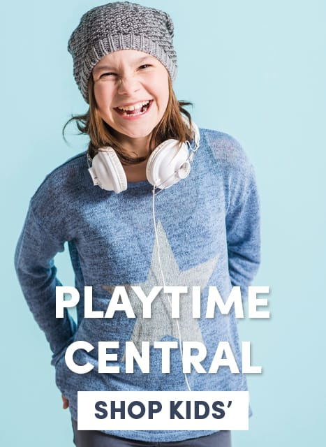 Playtime Central - Shop kids apparel