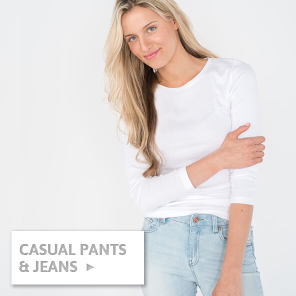 Casual Pants & Jeans
