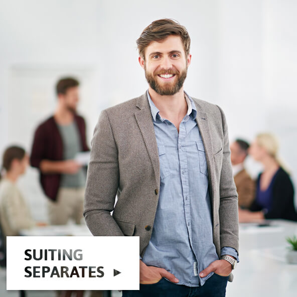 Men's Suiting Separates