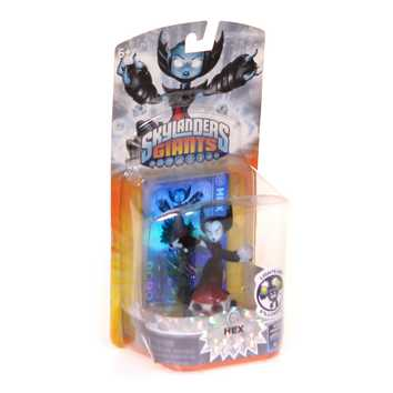 Activision - Skylanders LightCore Hex Figure (Gift with Purchase) for Sale on Swap.com