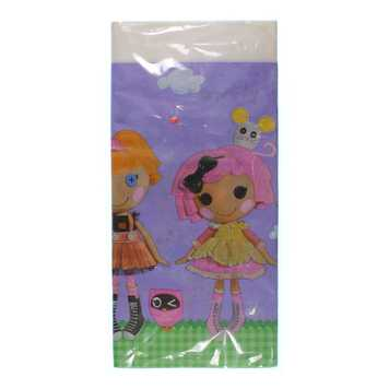 Adorable Lalaloopsy Paper Table Cover Birthday Party Disposable Tableware Decoration for Sale on Swap.com