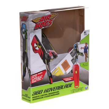 Air Hogs 360 Hoverblade Remote Control Boomerang - Red for Sale on Swap.com