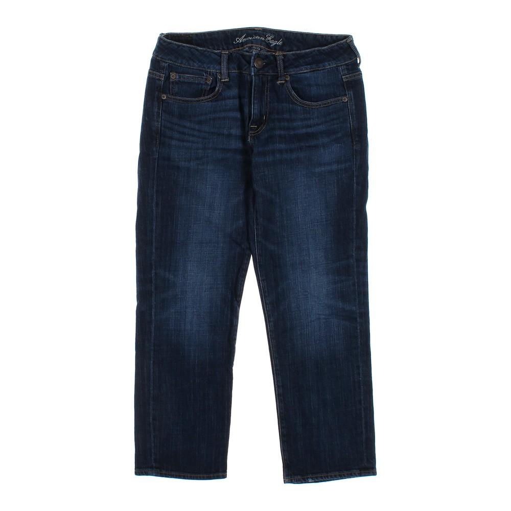 Blue/Navy American Eagle Outfitters American Eagle Jeans ...