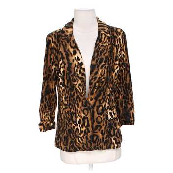 Animal Print Blazer for Sale on Swap.com
