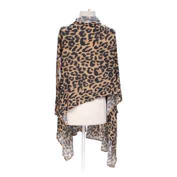Animal Print Cardigan for Sale on Swap.com