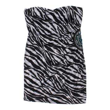Animal Print Strapless Tunic for Sale on Swap.com