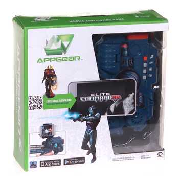 AppGear Elite Commandar Edition Mobile Application Game for Apple or Android Devices - for Sale on Swap.com