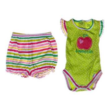 Apple Sweetie Bodysuit & Bloomers for Sale on Swap.com