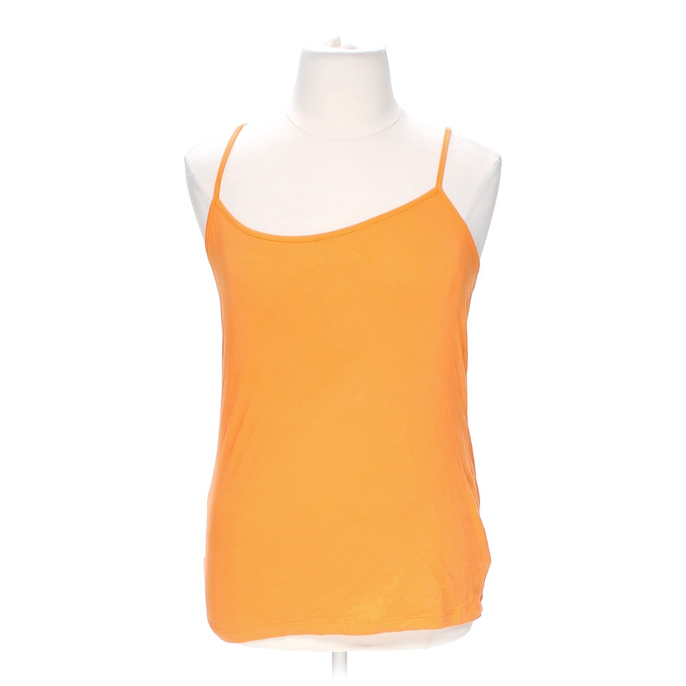Faded Glory Basic Camisole In Size Xl At Up To 95 Off