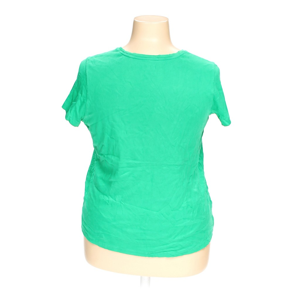Green St John 39 S Bay Basic T Shirt In Size 1x At Up To 95