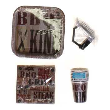 BBQ King Party Set for Sale on Swap.com