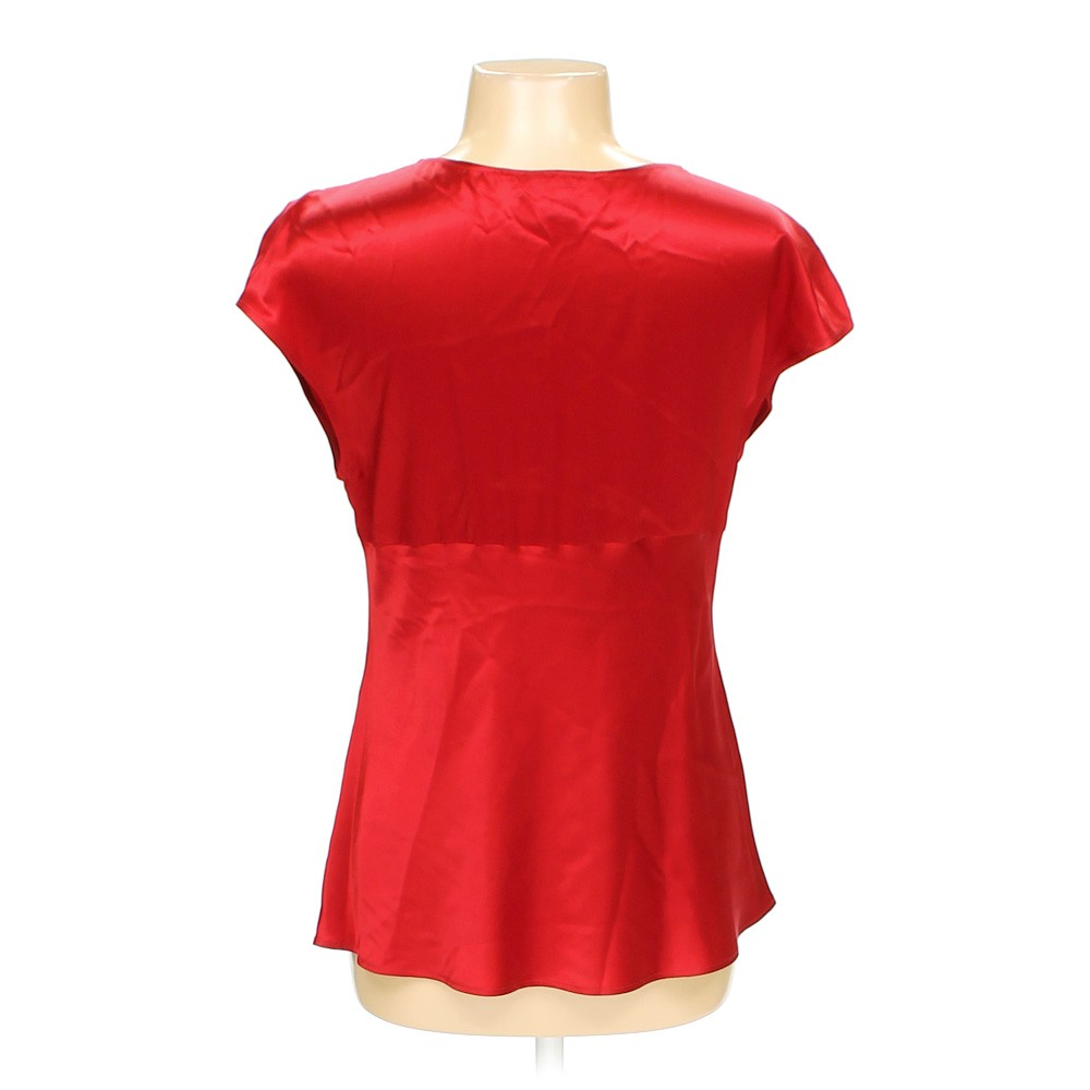 0d577f19c61 Red Alfani Blouse in size 10 at up to 95% Off - Swap.com