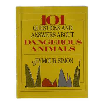 Book: 101 Questions and Answers About Dangerous Animals for Sale on Swap.com