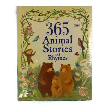 Book: 365 Animal Stories & Rhymes for Sale on Swap.com