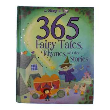 Book: 365 Fairy Tales, Rhymes, and Other Stories for Sale on Swap.com
