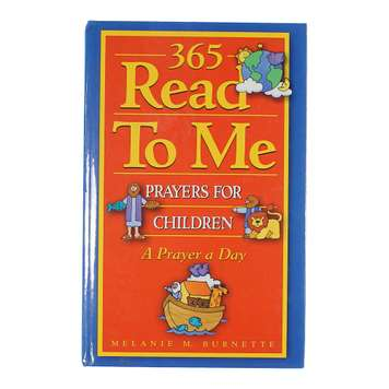 Book: 365 Read To Me Prayers For Children for Sale on Swap.com