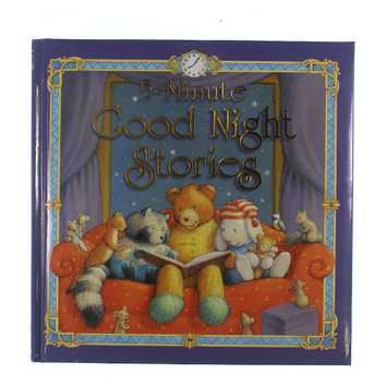 Book: 5 Minute Good Night Stories for Sale on Swap.com