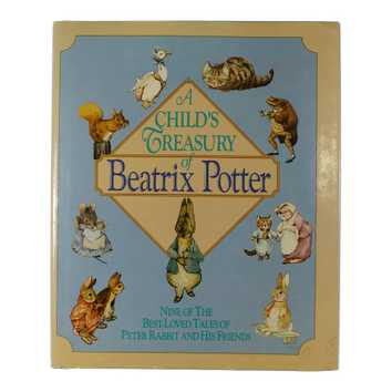 Book: A Child's Treasury Of Beatrix Potter for Sale on Swap.com