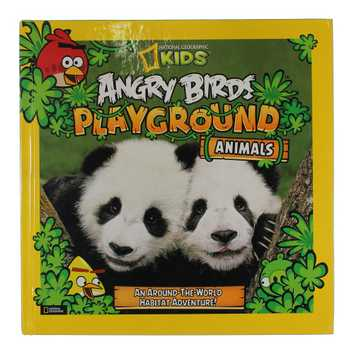 Book: Angry Birds Playground Animals for Sale on Swap.com