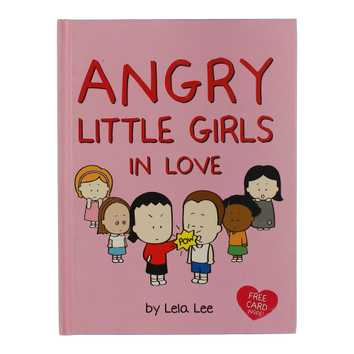 Book: Angry Little Girls In Love for Sale on Swap.com