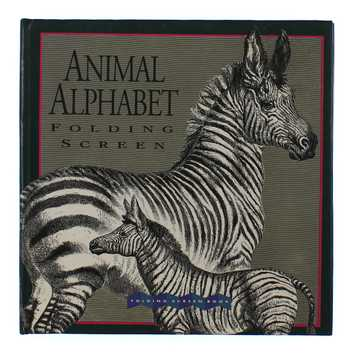 Book: Animal Alphabet Folding Screen Book for Sale on Swap.com