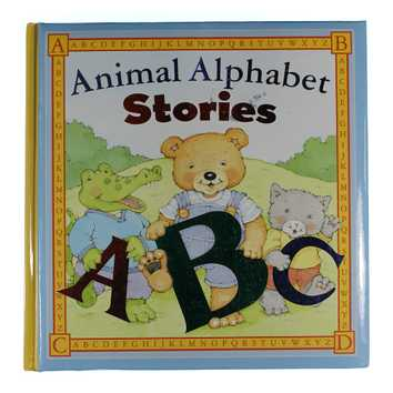 Book: Animal Alphabet Stories for Sale on Swap.com