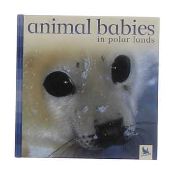 Book: Animal Babies in the Polar Lands for Sale on Swap.com