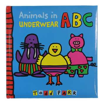 Book: Animals in Underwear ABC for Sale on Swap.com