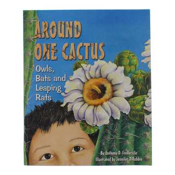 Book: Around One Cactus-Owls, Bats and Leaping Rats for Sale on Swap.com