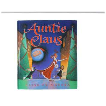 Book: Auntie Claus for Sale on Swap.com