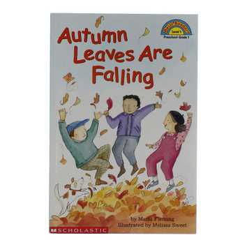 Book: Autumn Leaves Are Falling for Sale on Swap.com