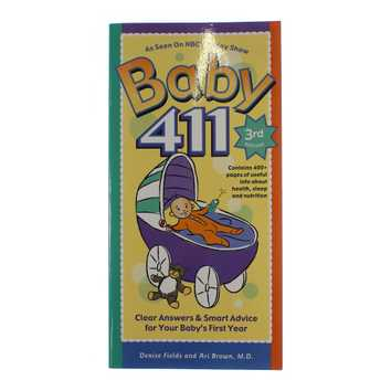 Book: Baby 411 3rd Edition for Sale on Swap.com
