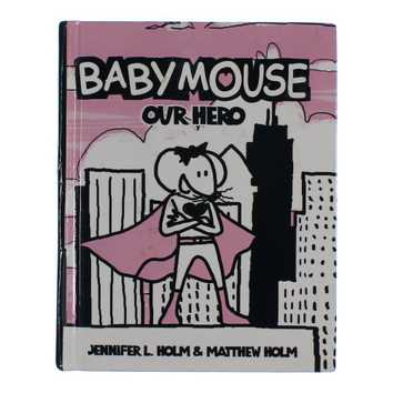 Book: Baby Mouse Our Hero for Sale on Swap.com