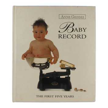 Book: Baby Record - The First Five Years for Sale on Swap.com