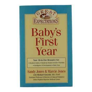Book: Baby's First Year for Sale on Swap.com