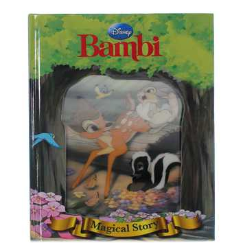 Book: Bambi Magical Story for Sale on Swap.com