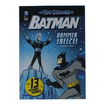 Book: Batman Summer Freeze for Sale on Swap.com