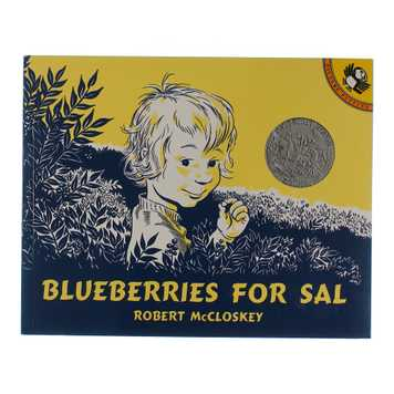 Book: Blueberries for Sal for Sale on Swap.com
